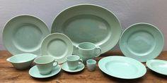"Woods ""Beryl Ware"" – MrPottery Long Melford, Woods, Porcelain, Pastel, Colours, Shapes, Create, Tableware, Design"