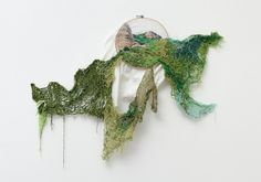 EMBROIDERED LANDSCAPES BY ANA TERESA BARBOZA, trendland.com