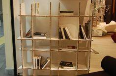 libreria in cartone di varie dimensioni!