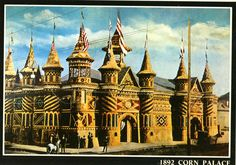 Old postcard. Hagins collection.