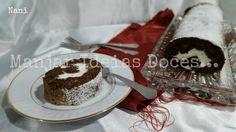 Torta de cacau com recheio de queijo creme quark - http://gostinhos.com/torta-de-cacau-com-recheio-de-queijo-creme-quark/