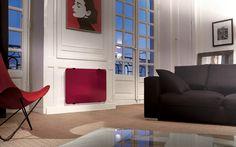Un radiateur #Campa design et coloré ! #radiateur #design