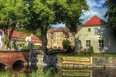 Wasserschloß Mellenthin, Insel Usedom