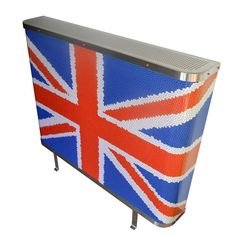 union jack haute couture | Union Jack radiator Covers - Modern radiator covers ...