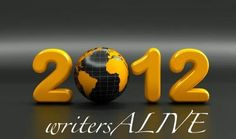 2012 Writers Alive- A forum for writers who write about serious issues, author interviews
