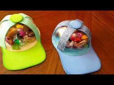Gorras para día del papá (manualidad) - YouTube Looney Tunes, Party Favors, The Creator, Centerpieces, Relief Society, Herbalife, Youtube, Google, Flowers