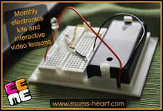 EEME - Real Electronics for Kids!