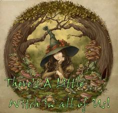Happy Yule to my Pagan/Wiccan Friends Fantasy Kunst, Fantasy Art, Pagan Art, Hedge Witch, Witch Art, Halloween Art, Halloween Coloring, Happy Halloween, Faeries