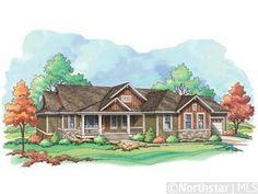 Custom Designed Homes of Cedar Bluff   http://www.edinarealty.com/yocum-real-estate-group #cedarbluff