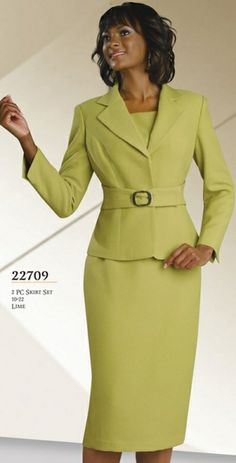 Chancelle 22709 Womens Church Suit