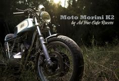 Moto Morini K2 by Ad Hoc Cafe Racers