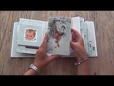 Présentation album vert pour bébé - YouTube