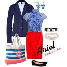 Ariel:Teacher Edition