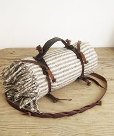 leather blanket straps   mexchic