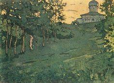 Мария Якунчикова-Вебер (1870-1902) — русская художница Серебряного века - Город.томск.ру