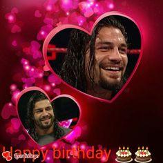 Embedded Happy Birthday Joe, 33rd Birthday, Wwe Champions, Roman Reigns, Roman Empire, Movie Posters, Roman Britain, Film Poster, Billboard