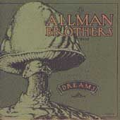 Allman Brothers Band - Dreams CD Cover Art CD music music CDs songs album