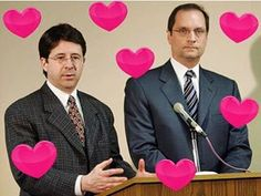 """Despite the tragic story, people have found two new heroes in the form of Wisconsin defense lawyers Dean Strang and Jerry Buting. 