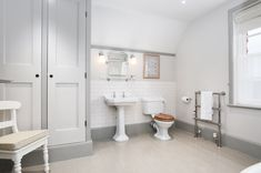 #largebathroomideas #largebathroomidea #bathroom #bathroomdecor #ensuite #joinery #bathroomjoinery #periodstyle #homedecor Budleigh Salterton, Interior Architecture, Interior Design, Newquay, Truro, Large Bathrooms, Joinery, Home Decor, Architecture Interior Design