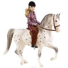 """Breyer Игровой набор """"Let's Go Riding: English"""""""