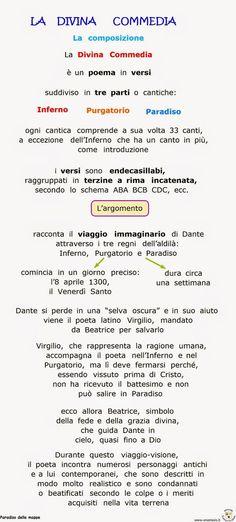 La Divina Commedia Italian Grammar, Italian Vocabulary, Italian Language, Learn To Speak Italian, Reading Practice, Dante Alighieri, Learning Italian, Montessori Activities, School Hacks