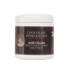 Aloe Colada Deep Conditioning Treatment Carrot Seed Oil, Carrot Seeds, Natural Hair Care, Natural Hair Styles, Deep Conditioning Treatment, Clean And Shiny, Vegetable Glycerin, Deep Conditioner, Hair Care Tips