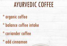 AYURVEDIC COFFEE ROUTINE