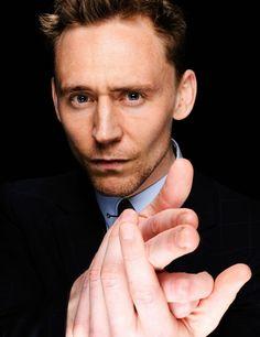 Tom Hiddleston in Empire Issue 288 June 2013 [HQ] via torrilla. The cheekbones though, unf.