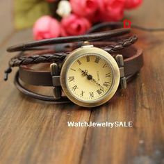 SALEwomen watchesWomen PU Leather Watch Women by WatchJewelrySALE