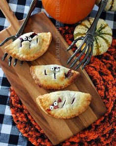 empanadillas de halloween