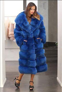 Fashion Womens Hooded Winter Faux Fur Coat Warm Silm Outdoor Long Coat Jacket   eBay