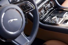 2011 Jaguar XJ Interior (3) | Flickr - Photo Sharing!