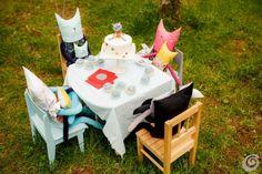 Racconti per immagini :: La festa di compleanno per i maschietti birthday for kids ideas