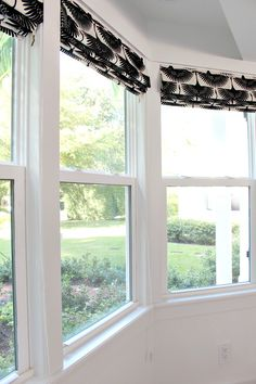 The House of Silver Lining: New Roman Blinds: Beach Cottage Kitchen