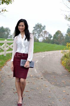 Sydney's Fashion Blog - Petite Lookbook, Fashion Steals and Deals