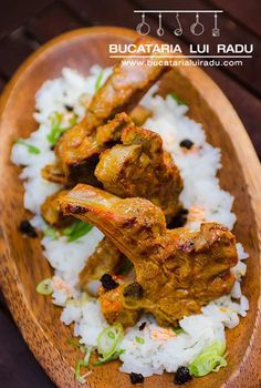 Cotlete de miel marinate in styl asiatic cu orez basmati. Grilled Lamb Chops, Oriental, Black Bean Chili, Asian Style, Tandoori Chicken, Grilling, Bacon, Ethnic Recipes, Awesome