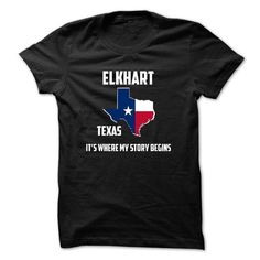 Elkhart - Its Where My Story Begins! Special Tees 2014 #city #tshirts #Elkhart #gift #ideas #Popular #Everything #Videos #Shop #Animals #pets #Architecture #Art #Cars #motorcycles #Celebrities #DIY #crafts #Design #Education #Entertainment #Food #drink #Gardening #Geek #Hair #beauty #Health #fitness #History #Holidays #events #Home decor #Humor #Illustrations #posters #Kids #parenting #Men #Outdoors #Photography #Products #Quotes #Science #nature #Sports #Tattoos #Technology #Travel…