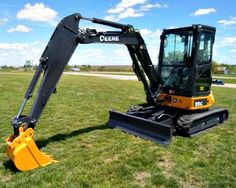 John Deere 35G – A reliable And Extremely Efficient Excavator - Editors Top