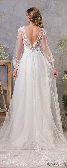 Amelia Sposa 2019 Wedding Dress