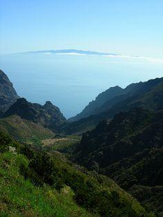 Masca  Tenerife  Al fons....la Gomera
