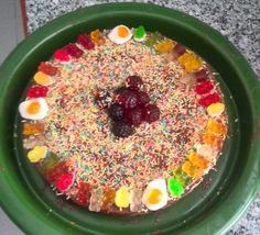 Tarta de obleas y crema de chocolate hecha por mi