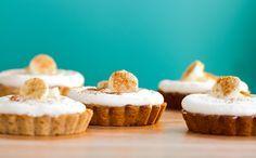 Inspirada na culinária inglesa, essa torta de banana vai revolucionar seu cardápio de sobremesas!