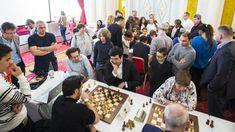 @chesscom revient sur le tournoi caritatif d'#échecs organisé à #Nice, en présence de l'Ancien champion du Monde Kramnik et du vice-champion du Monde Karjakin