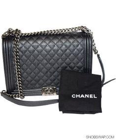 6d1df32d301 Chanel Limited Black Patent Lipstick Cc Gst Grand Tote Bag. Get one ...