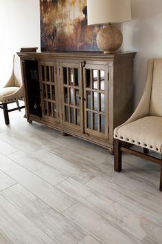 Petrified 8 x 36 - Coast Porcelain Tile Bathroom Floor Tiles, Tile Floor, Wood Look Tile, Porcelain Tile, Entryway Tables, Coast, White Kitchens, Cabinet, Storage