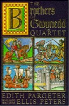 The Brothers of Gwynedd Quartet: Comprising Sunrise in the West, the Dragon at Noonday, the Hounds of Sunset, Afterglow and Nightfall by Edith Pargeter, http://www.amazon.com/dp/0747232679/ref=cm_sw_r_pi_dp_-hLFpb1HC0QS2