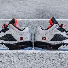 "ea6754c22e2 Loversneakers.com on Instagram  ""Air Jordan 5 Retro Low"