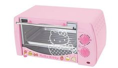 Hello Kitty toaster oven