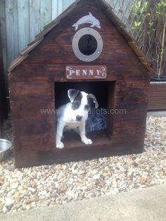 image8 600x800 Pallet dog house