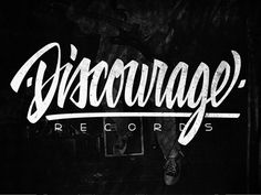 Discourage_poster